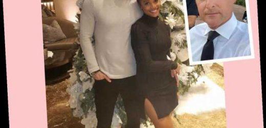 Rachel Lindsay & Her Husband Both Speak Out After Chris Harrison Steps Away From The Bachelor