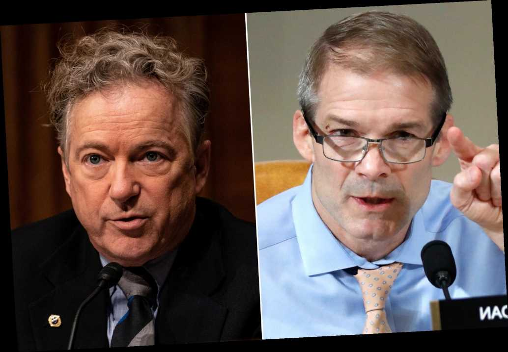 Rand Paul and Jim Jordan blast Dems for impeachment trial in op-eds