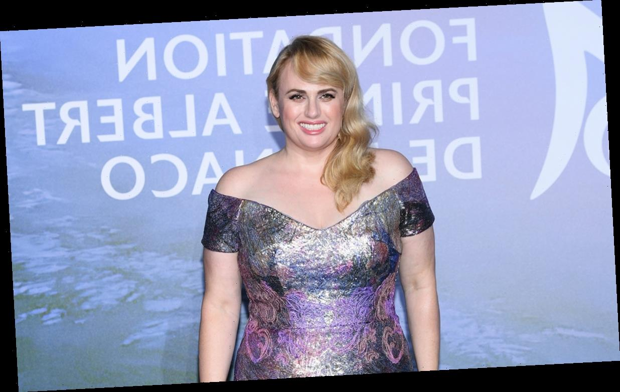 Rebel Wilson rocks leather leggings – and she looks incredible
