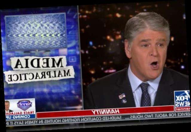 Sean Hannity: 'Journalism in This Country Is Dead and Buried' (Video)