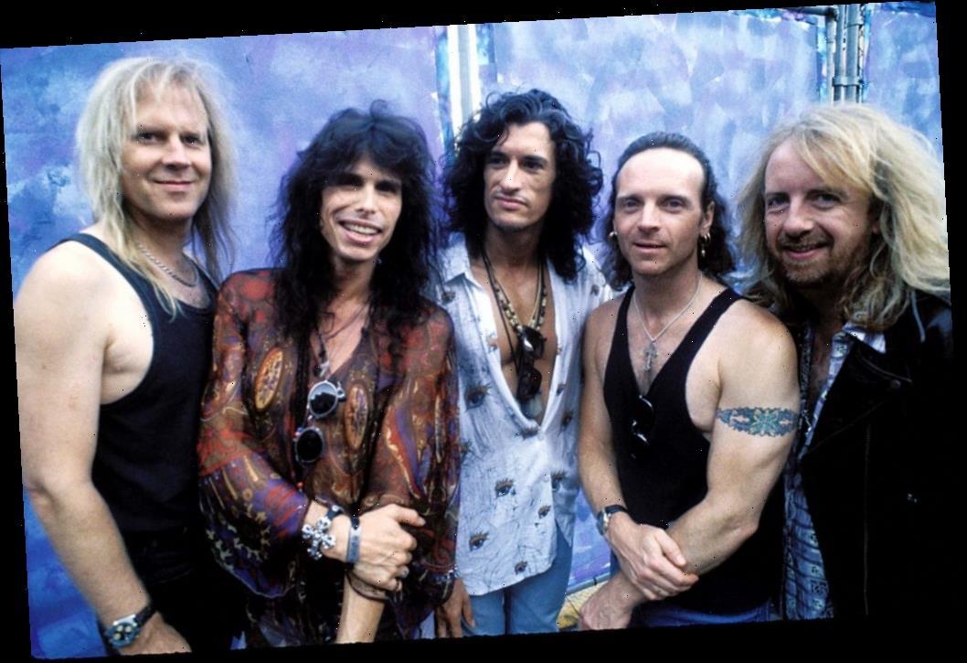 Aerosmith: Run-DMC Upset Steven Tyler While Making 'Walk This Way'