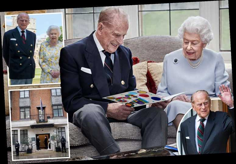 Vigilant royal doctors ordered Prince Philip to hospital as precaution