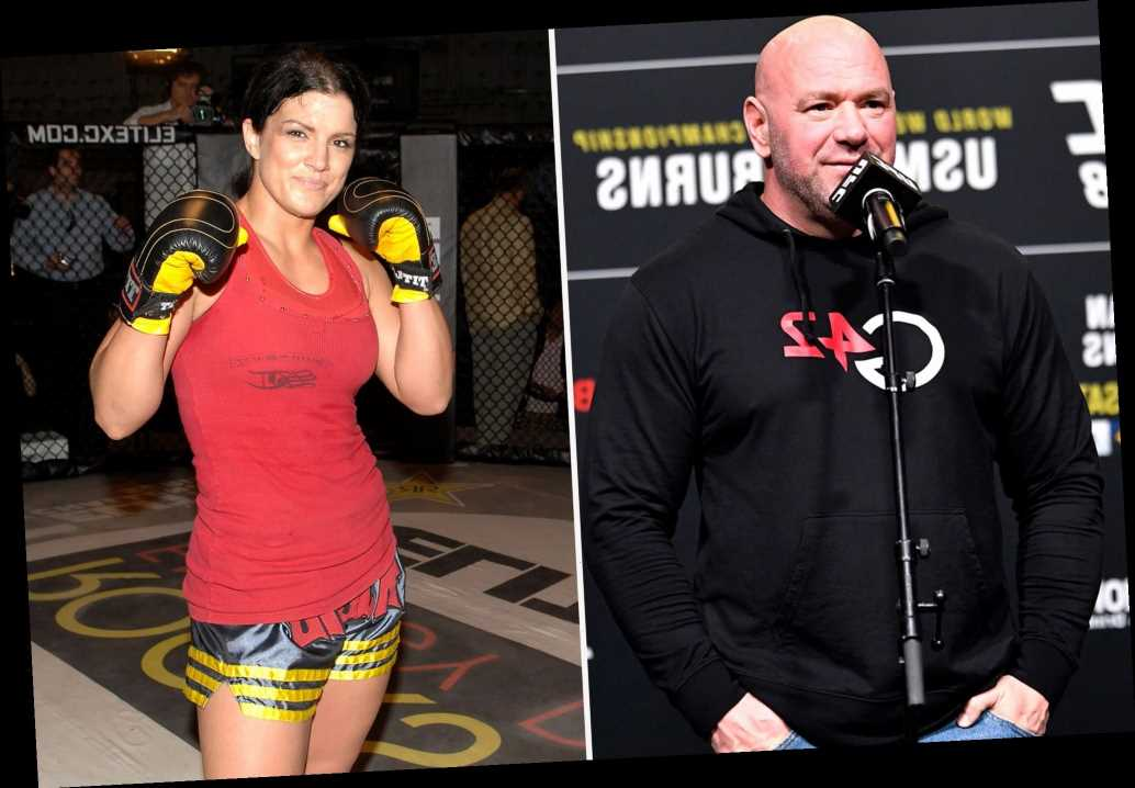 Dana White puts UFC, ESPN in middle of Gina Carano controversy