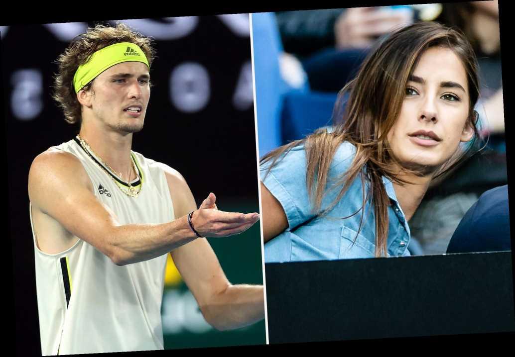 Pregnant ex Brenda Patea slams Alexander Zverev over Australian Open lies