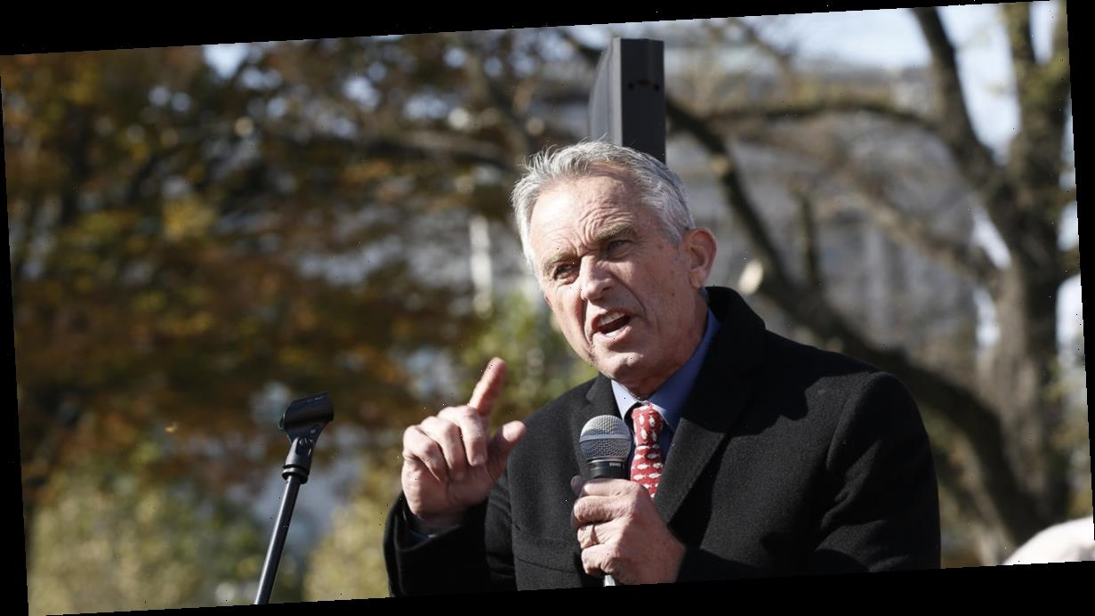 Robert Kennedy Jr. banned from Instagram over false COVID vaccine claims