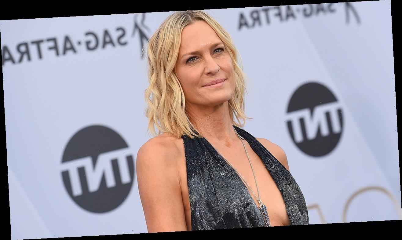 'Land' actor-director Robin Wright talks how film is about 'human resilience and empowerment'