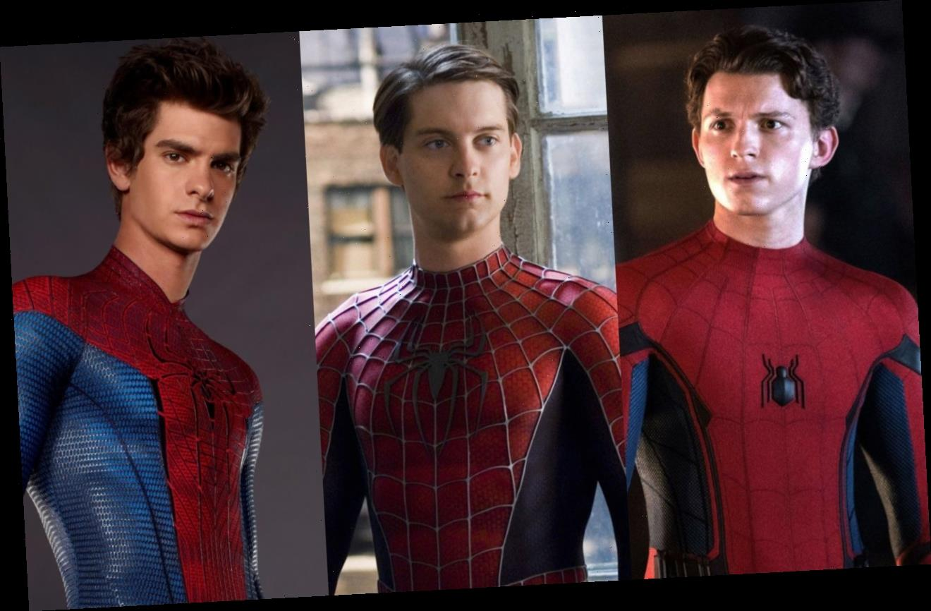 'Spider-Man 3': Tom Holland Claims in the Blind on Tobey Maguire and Andrew Garfield's Involvement