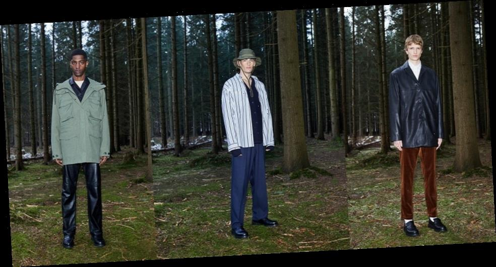 Samsøe Samsøe Seeks Stillness and Reflection for FW21