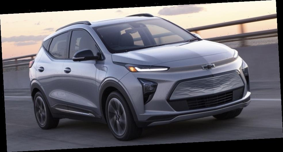 Chevrolet Introduces Two New 2022 Bolt EV Vehicles
