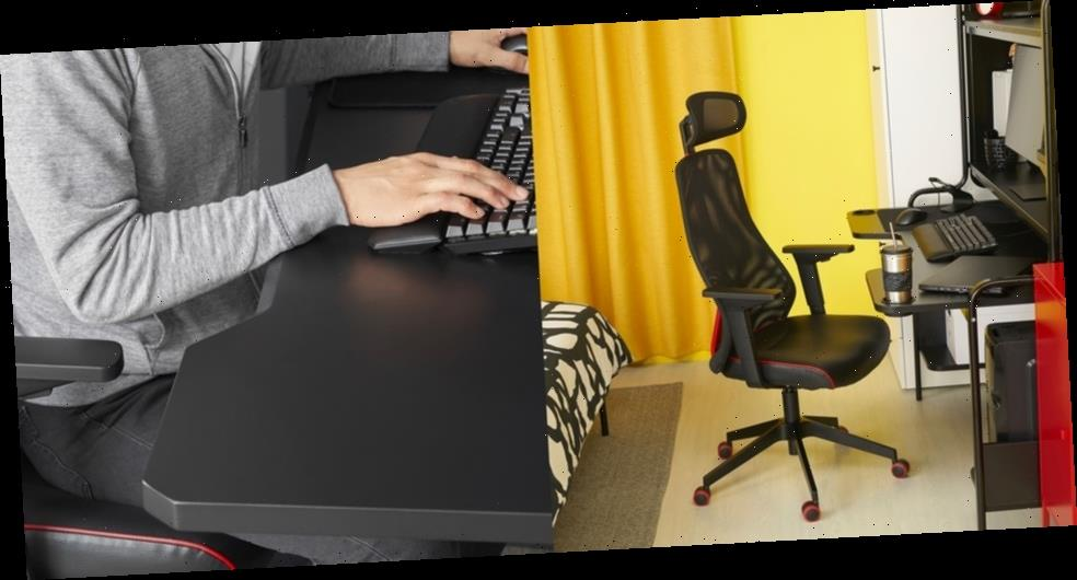 IKEA Joins ASUS ROG for Full Line of Furniture Designed for Gamers