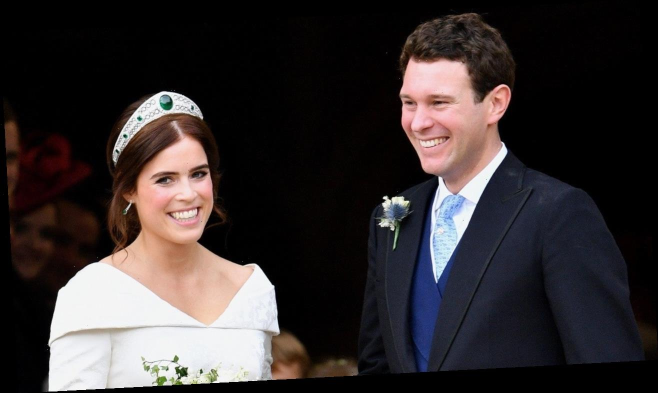 Princess Eugenie Gives Birth to First Child With Jack Brooksbank
