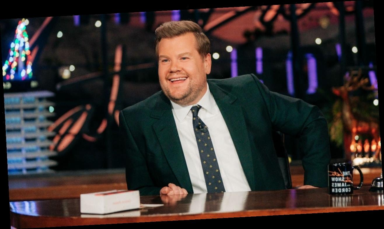 James Corden Reveals He's Already Lost 16 Pounds in His Health Journey