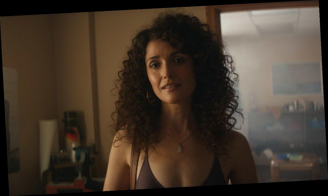 Rose Byrne Rocks '80s Hair in Apple TV Plus' 'Physical' First Look