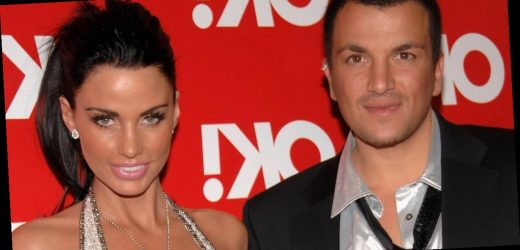 Katie Price admits she doesn't know why Peter Andre divorced her as she did 'nothing wrong'