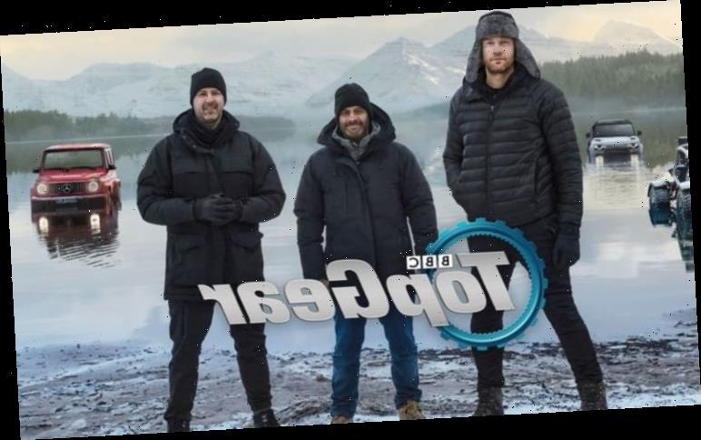 Top Gear return date confirmed as Freddie, Paddy and Chris return in new extended trailer