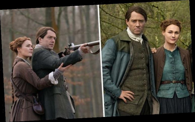 Outlander: Why didn't Roger and Brianna return to future? Star on season payoff