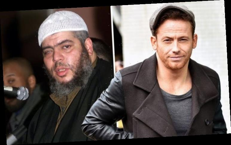 Joe Swash chucked out of mosque by hate preacher Abu Hamza as he tried to bunk off school