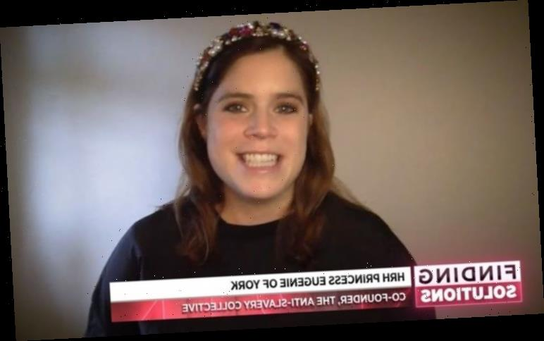 Princess Eugenie is 'modest' and emphasises her 'precious' relationships in latest video