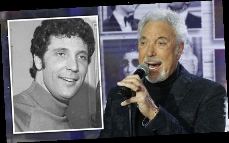 Tom Jones opens up on 'looking different' at the start of his music career