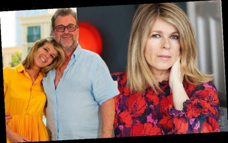 Derek Draper: Kate Garraway pleads for husband's return after 'everything falls apart'