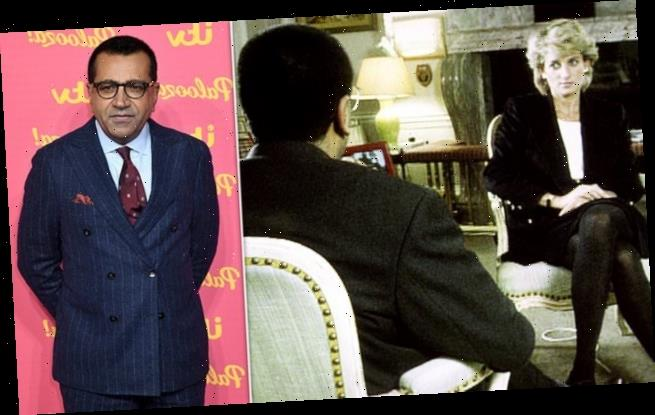 """Martin Bashir 'tells inquiry it was DIANA who came up with """"smears""""'"""