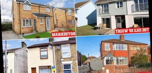 We reveal the hottest property markets in England and Wales