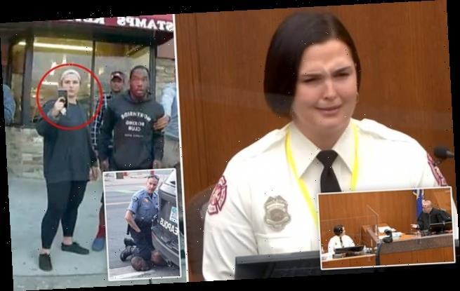 Off-duty EMT testifies at Derek Chauvin trial