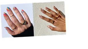 """""""Pucci"""" Nail Art Is Perfect For Spring — and Comes in Every Color of the Rainbow"""