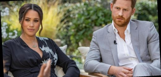 Prince Harry's Quotes About Princess Diana During His Oprah Interview Reveal True Sorrow