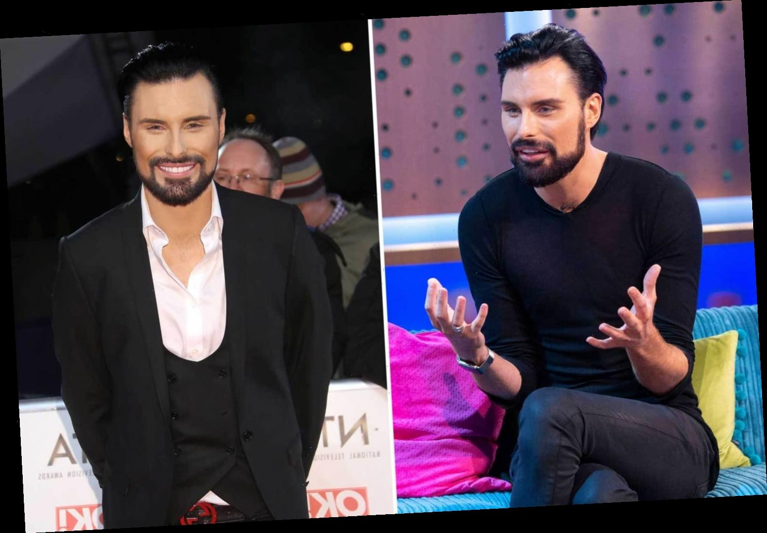 Rylan Clark-Neal reveals he's taking a break from social media saying constant trolling 'enrages' him
