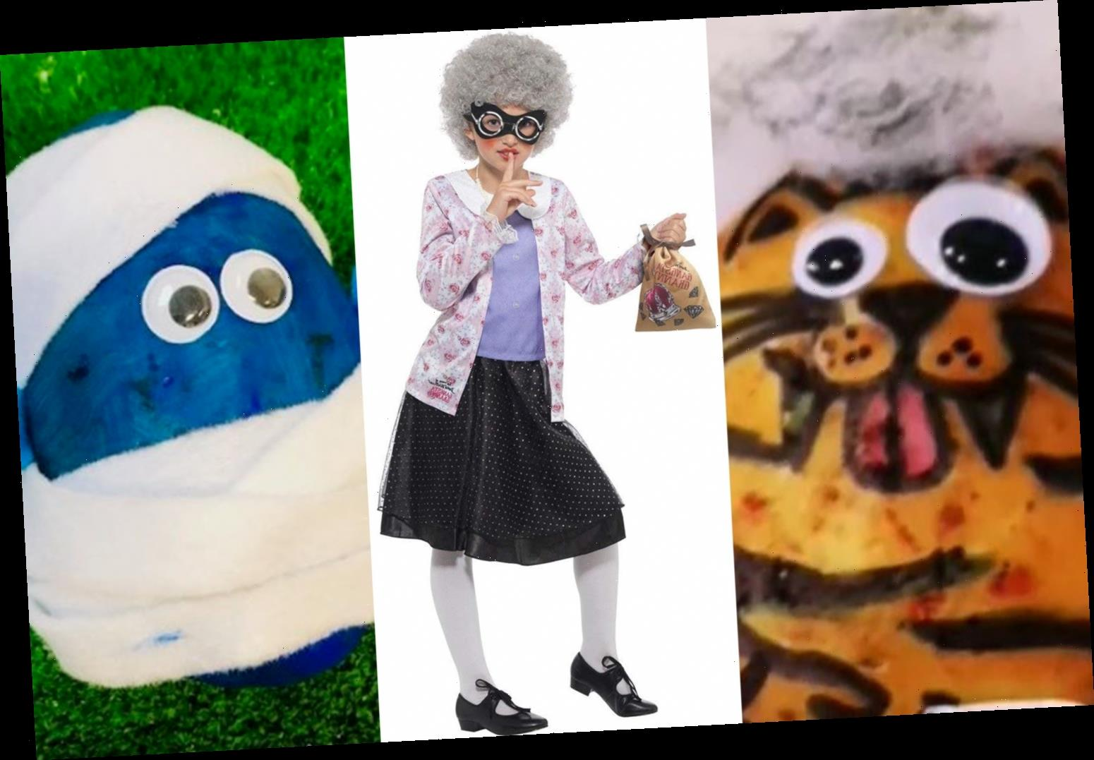 World Book Day 2021: Last-minute costume ideas from Gangster Granny to Where's Wally?