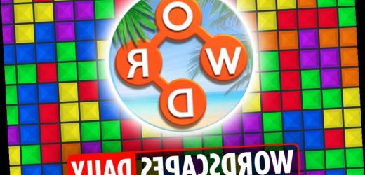 Wordscapes daily puzzle Monday March 8: What are the answers today?