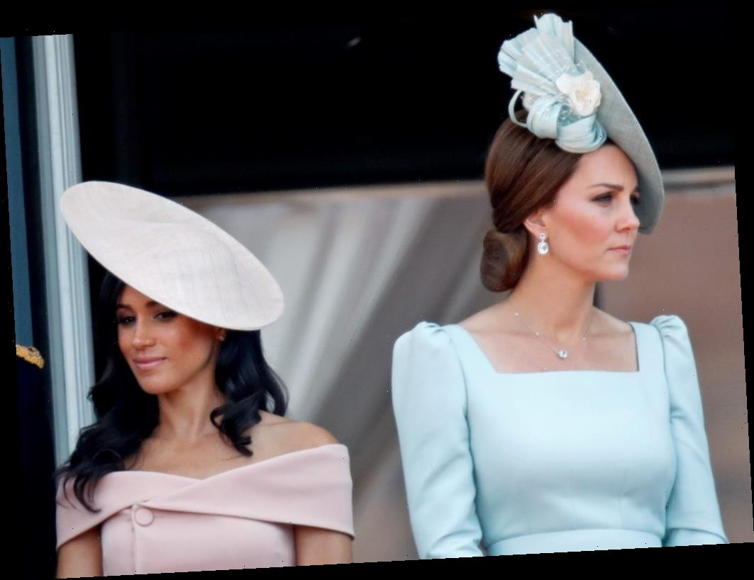 Journalist Who Broke Meghan Markle and Kate Middleton Rift Over Dresses Speaks Out After Duchess of Sussex Said She Cried