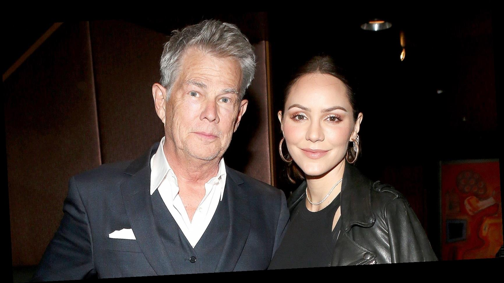 Katharine McPhee: David Foster Was 'Annoyed' With Me for Sharing Son's Name