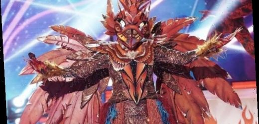 'The Masked Singer' Unmasks Another Hidden Celeb: And the Phoenix Is…