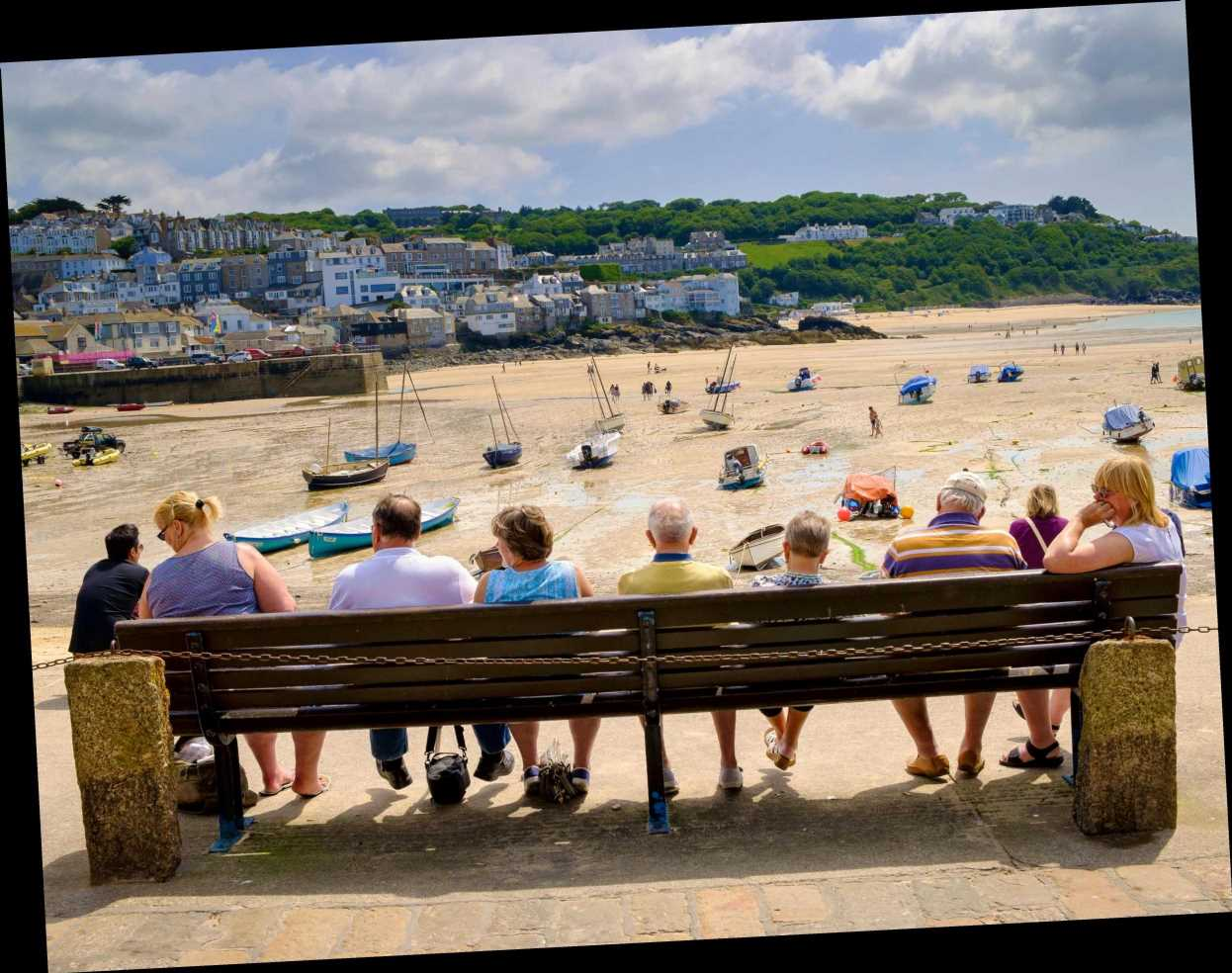 Cornwall, Jersey & Suffolk top list of UK holiday spots Brits want to visit post-lockdown – with deals from £25 a night