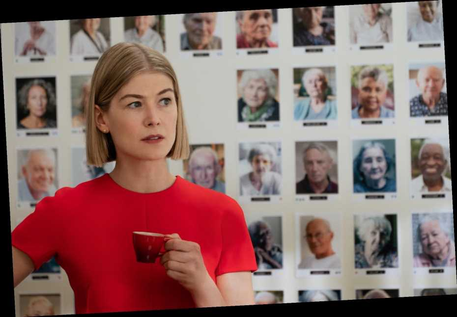 'The Breakdown' With Rosamund Pike and Director J Blakeson