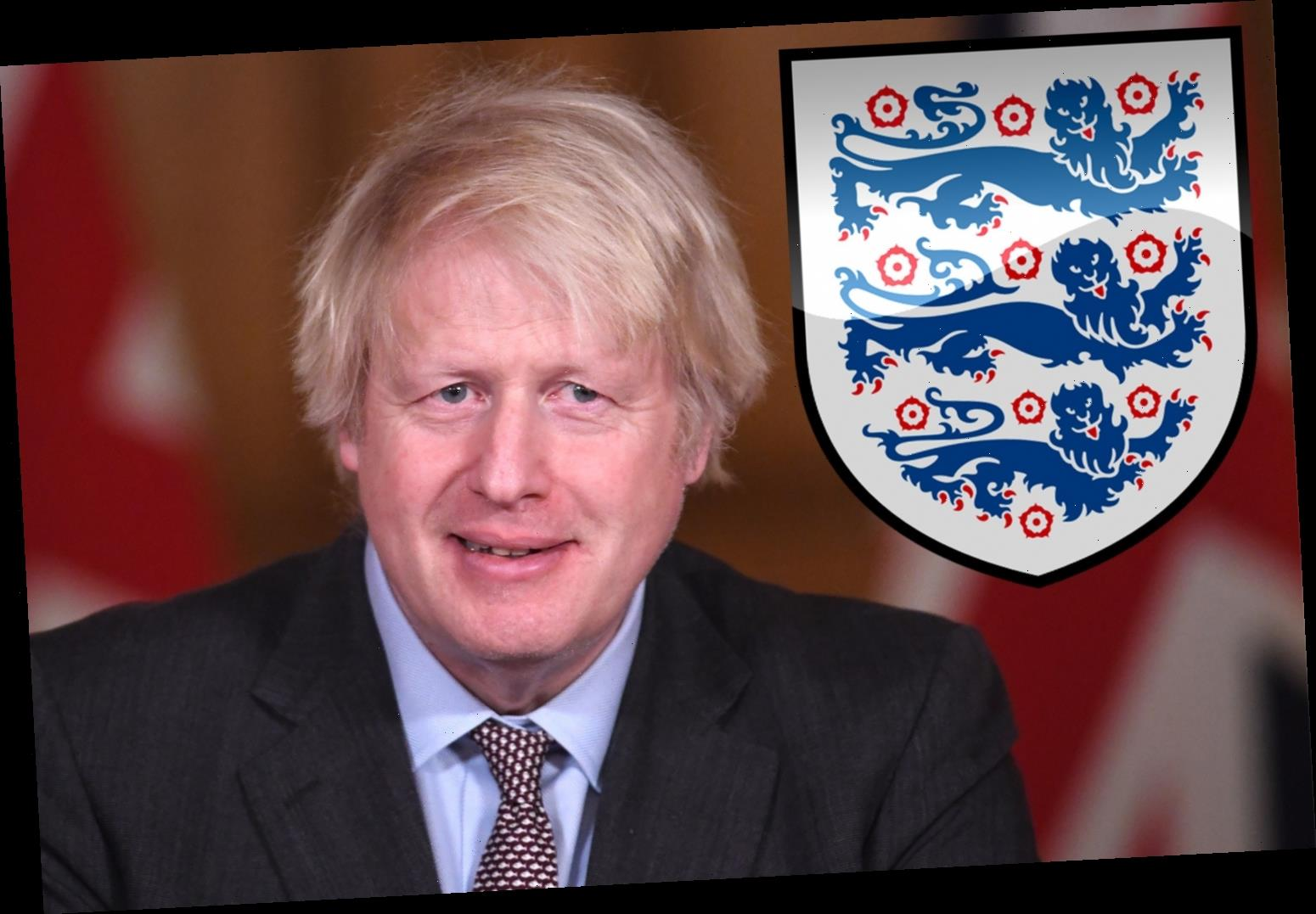 England in another Euro 2020 boost with FA welcoming more matches as Boris Johnson backs host bid after vaccine heroics