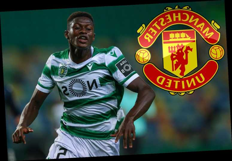 Man Utd and Liverpool joined in Nuno Mendes transfer race by Juventus and AC Milan with 18-year-old starring at Sporting