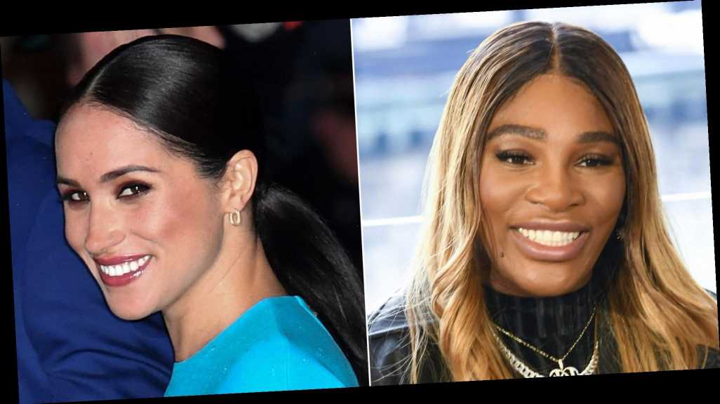 Serena Williams Praises 'Selfless' Meghan Markle After Tell-All Interview