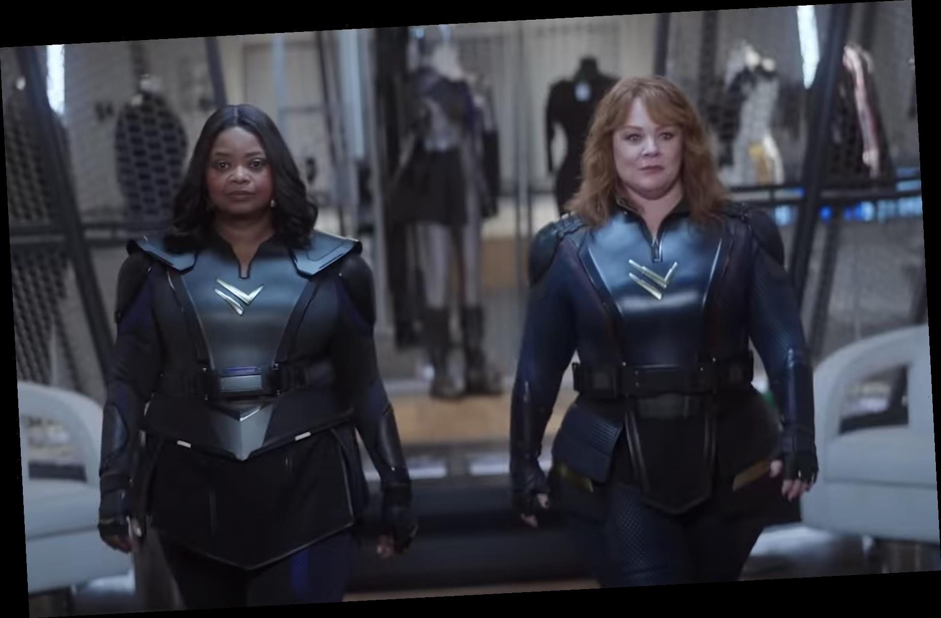'Thunder Force' Trailer: Melissa McCarthy, Octavia Spencer Become Superheroes