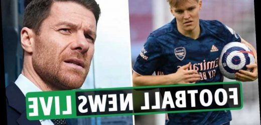 Arsenal want Odegaard permanent transfer, Aguero linked to Inter, Xabi Alonso gets manager's job