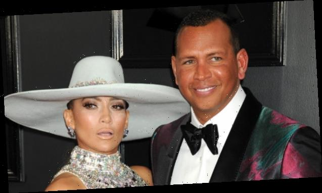 Alex Rodriguez Confirms He Did Not Break Up With J.Lo In First Outing Since News Broke: Watch