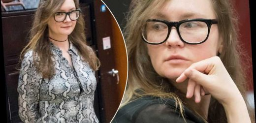 Anna Sorokin in ICE custody after reporting to immigration authorities