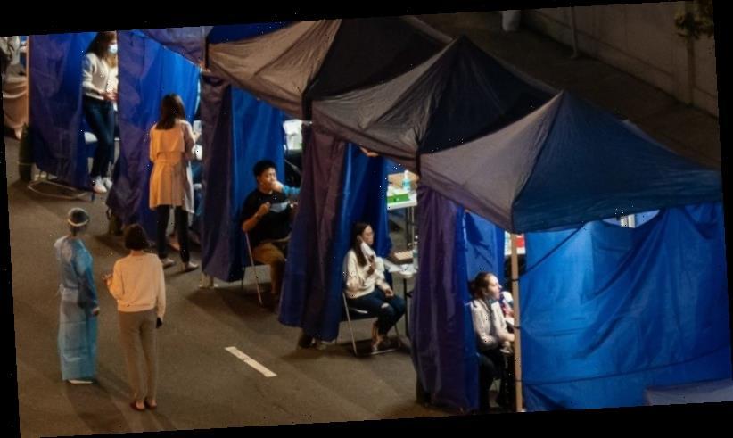 'Ambush': Families split in Hong Kong's snap lockdown of expat towers