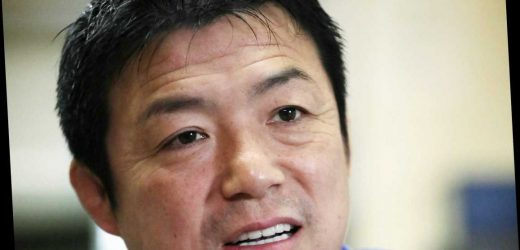 Toshihiko Koga dead at 53: Olympic gold medallist and Judo legend loses brave battle with cancer surrounded by family