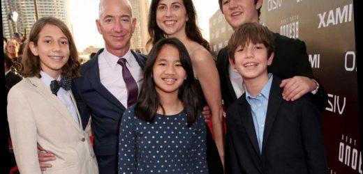 Who is MacKenzie Scott and Jeff Bezos's son Preston Bezos?