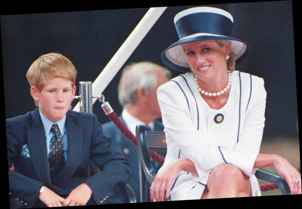 How much money did Princess Diana leave Prince Harry?