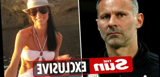 Ryan Giggs and ex-girlfriend Kate Greville at loggerheads over who keeps their dog