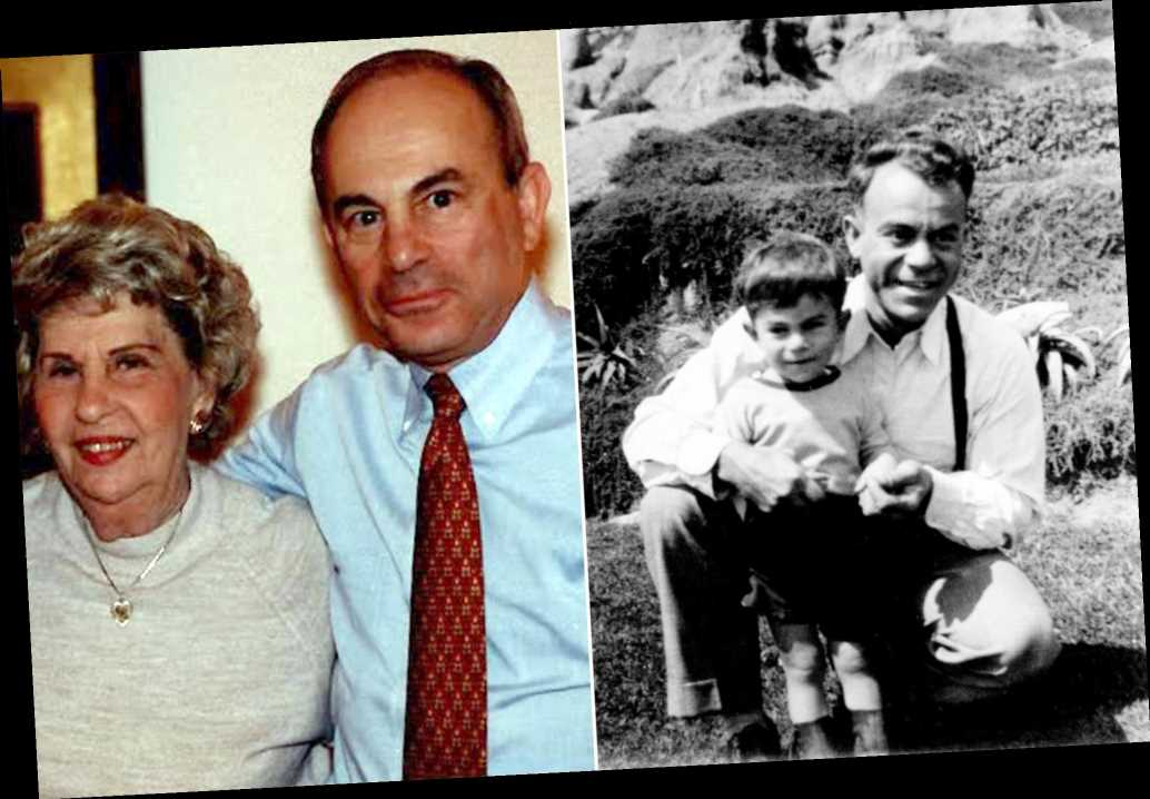 My dad told me my mom was dead — then I met her 57 years later
